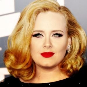 Adele. Grammy Awards 2012